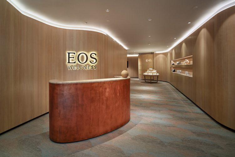Reception, EOS Wellness
