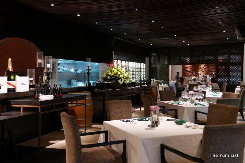 Senja Italian Restaurant, The Club, Saujana