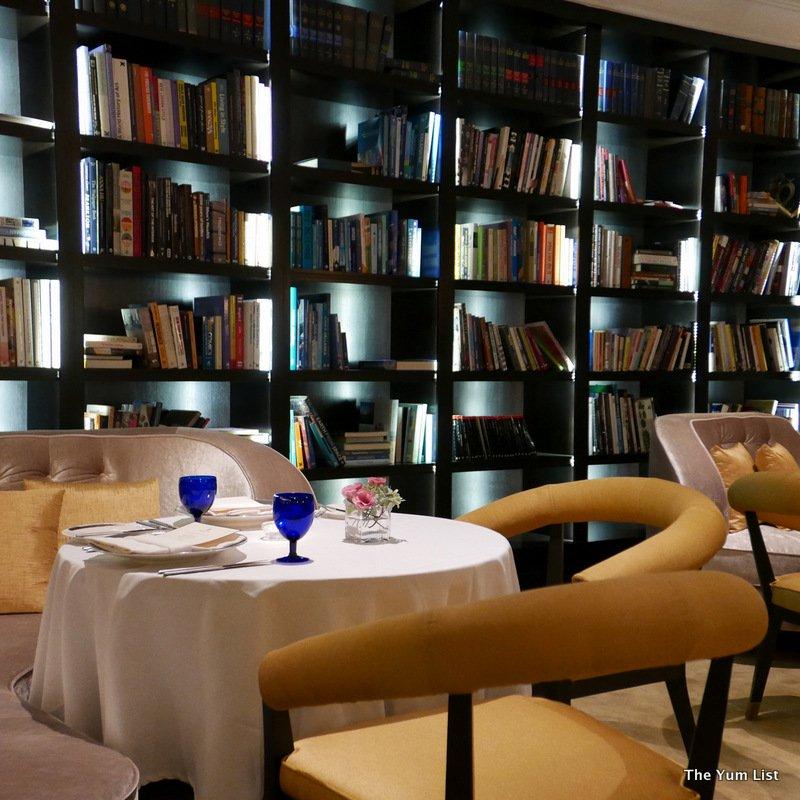 The Library, The Ritz-Carlton Kuala Lumpur