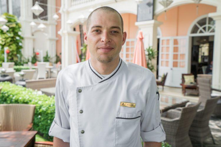 Chef David Eldridge