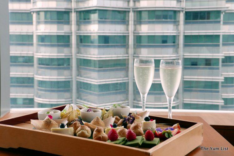 Sky High Afternoon Tea at Nobu KL