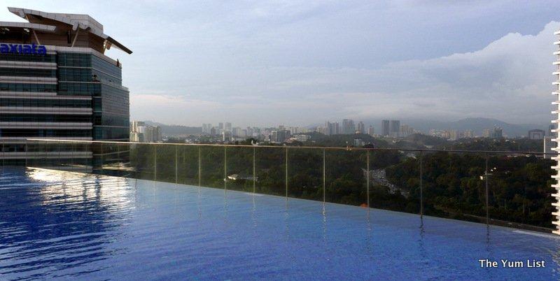 Mai Bar, Aloft Hotel Kuala Lumpur