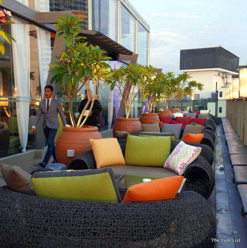 Roofino Skydining and Bar, KL