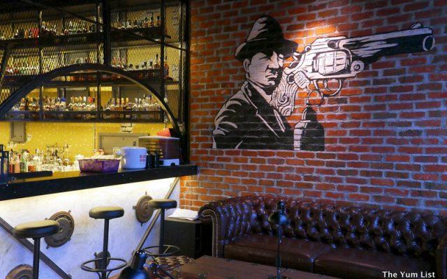 Crime - Wanted Cocktail Bar, TREC KL