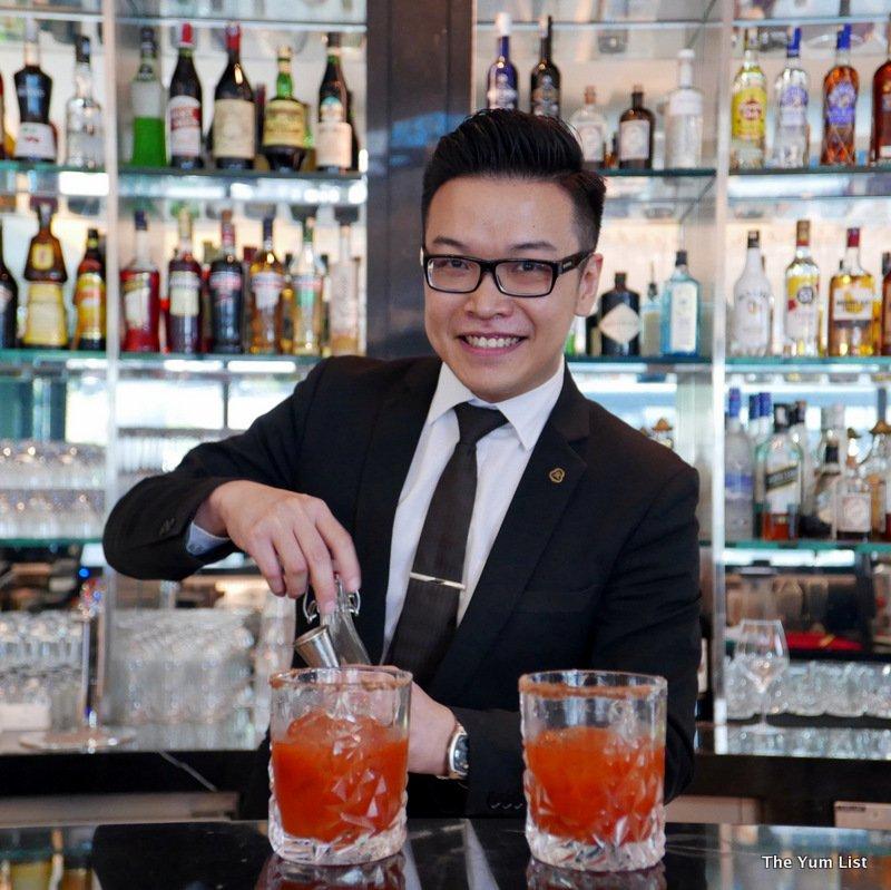 The Crystal Rooftop Bar, The St. Regis Kuala Lumpur