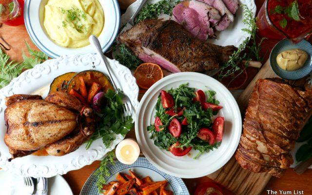 Christmas Feast at Table & Apron, Damansara Kim