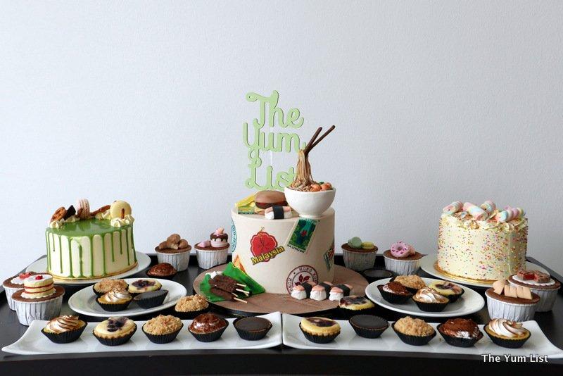 Little Collins Cakery, online cake shop