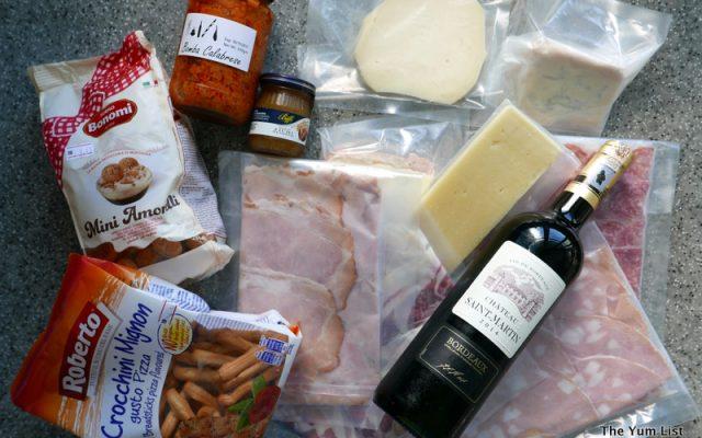Range of Products from Bottega Mediterranea