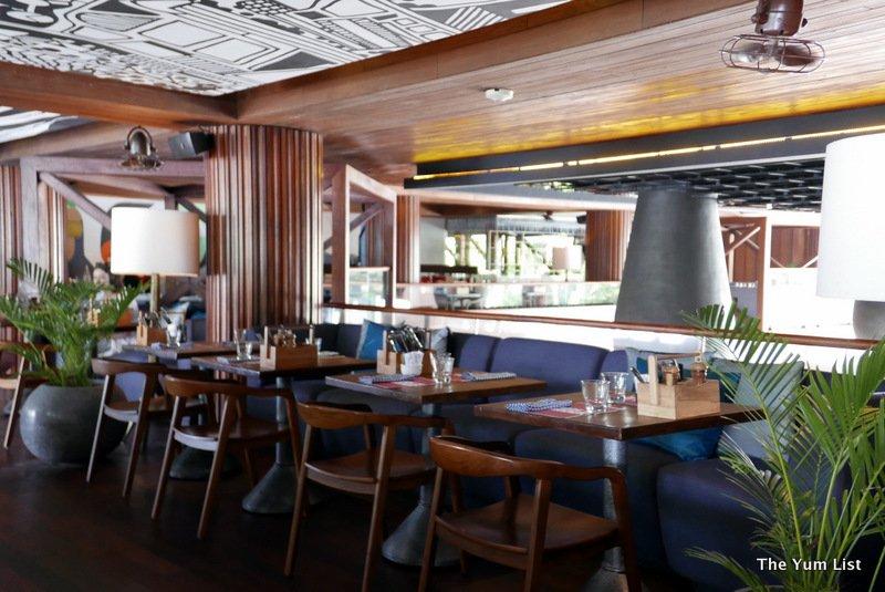Seminyak Italian Food, Double-Six Luxury Hotel, Bali, Indonesia