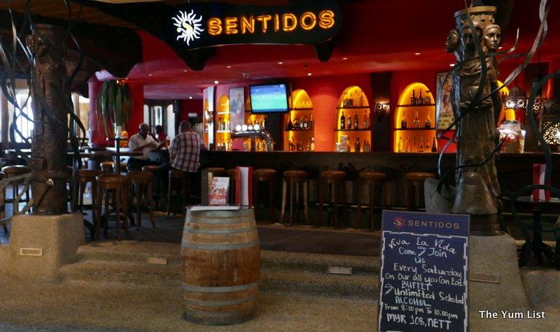 Sentidos Tapas and Bar, Starhill Gallery