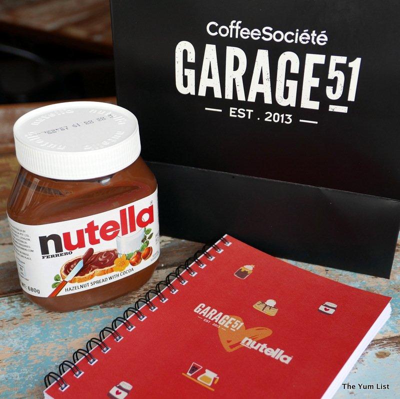 Garage 51, cafe in Bandar Sunway
