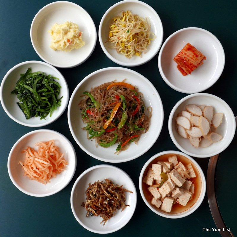 Korean Vegetable Side Dishes