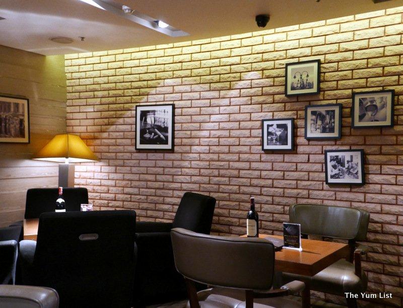 Arthur's Bar & Grill, Shangri-La Hotel Kuala Lumpur