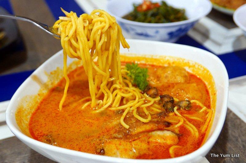 Baba Nyonya, Peranakan Cuisine, Avenue K, Kuala Lumpur