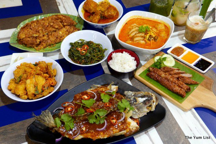 Feast at Baba Nyonya Avenue K