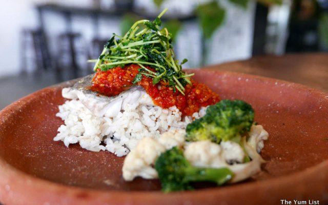 Gourmet Dishes at Soul Sacrifice
