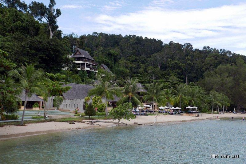 Gaya Island Resort, Sabah, Borneo