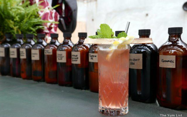 Case Study Cocktail Bar, APW