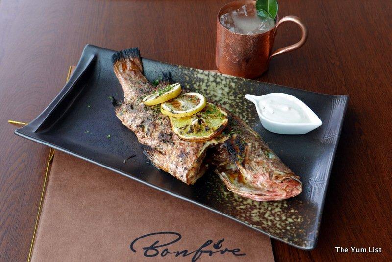 Bonfire Restaurant and Bar,