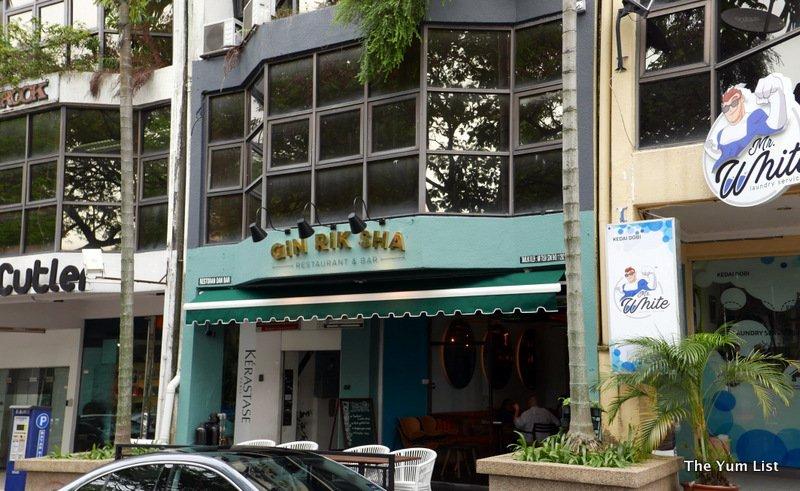 GIn Rik Sha, Bukit Damansara