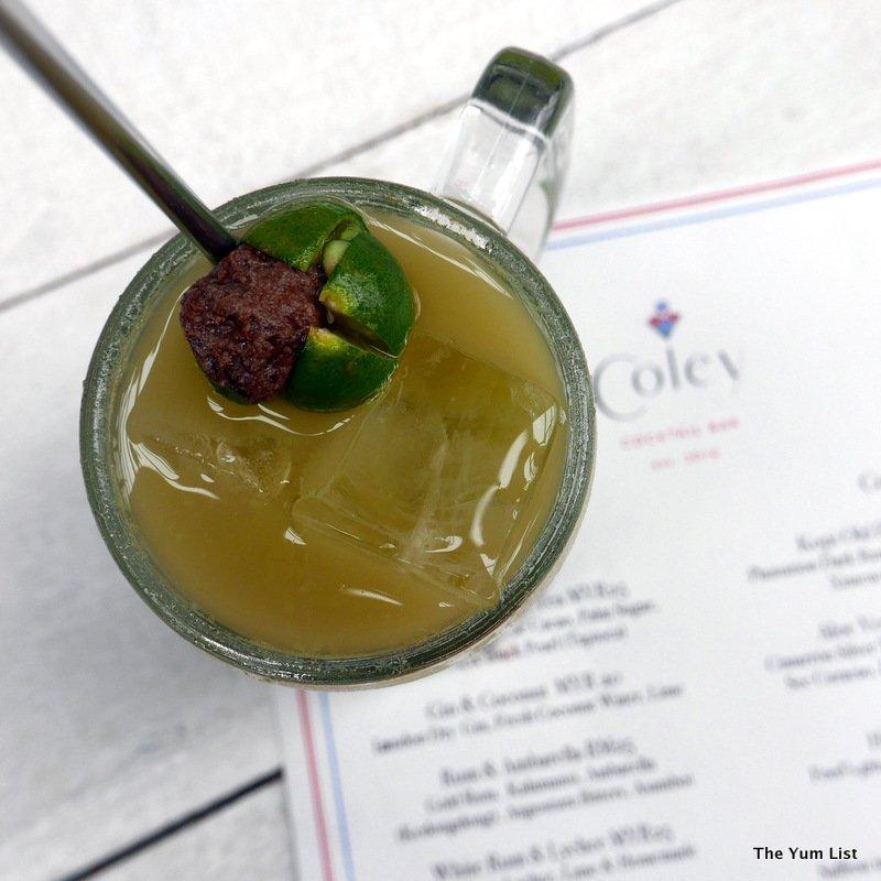Coley Bar, Bangsar