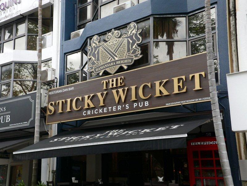 The Sticky Wicket, Plaza Damansara
