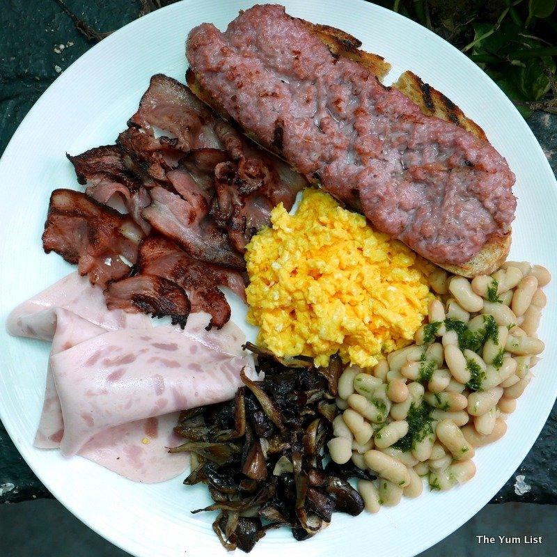 Spanish Breakfast, Mercat Barcelona Gastrobar, Bangsar, Kuala Lumpur
