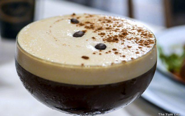 Crafted Coffee Co. Signature Martini