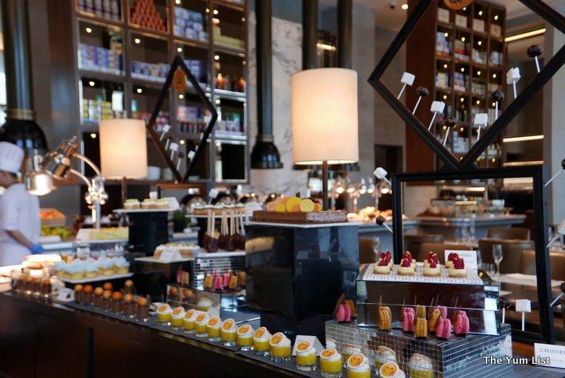 The Brasserie, St. Regis Kuala Lumpur