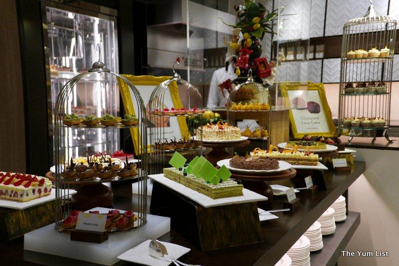 Lemon Garden, Shangri-La Kuala Lumpur