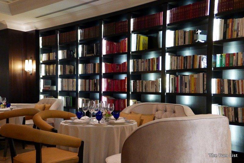 The LIbrary, Ritz-Carlton Kuala Lumpur
