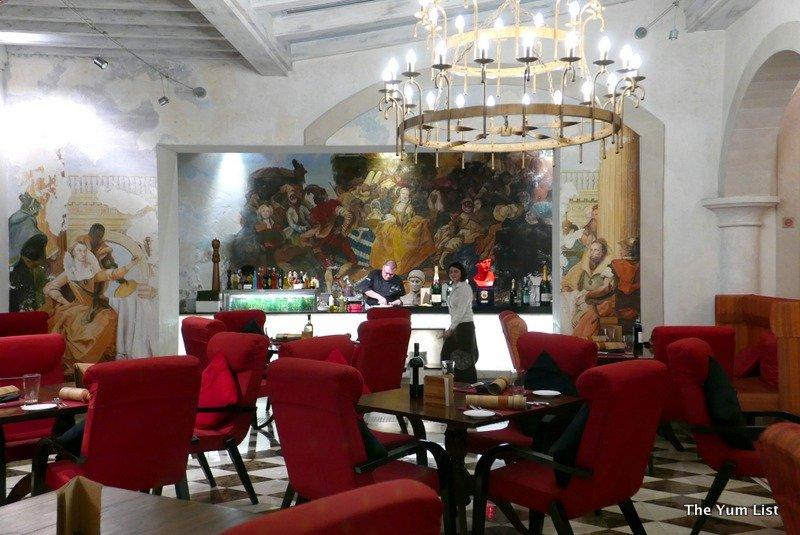 Favola, Italian Restaurant KL