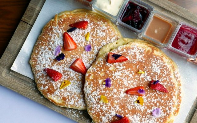 Fluffy Gastro Pancakes