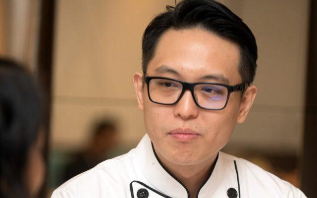 Chef Darren Leong