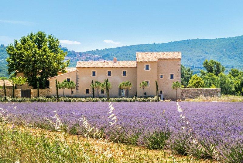 Luxury villas Provence