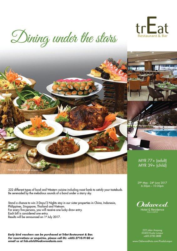 Festive Season Buffets in KL