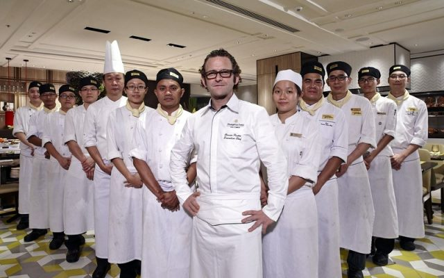 Interview with Olivier Pistre, Executive Chef, Shangri-La Hotel Kuala Lumpur