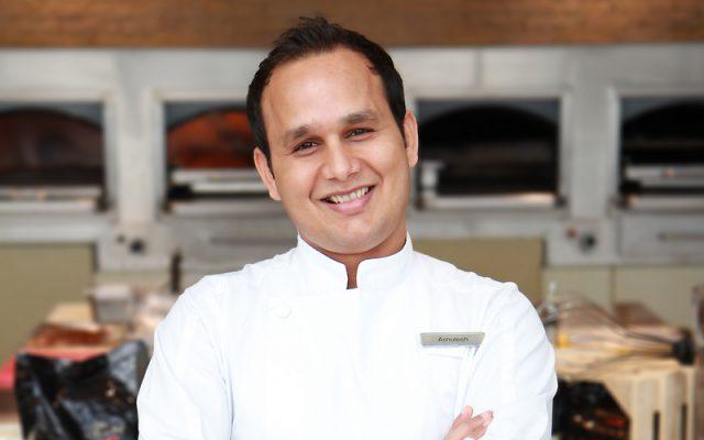 Pastry Chef, Ashutosh Kumar