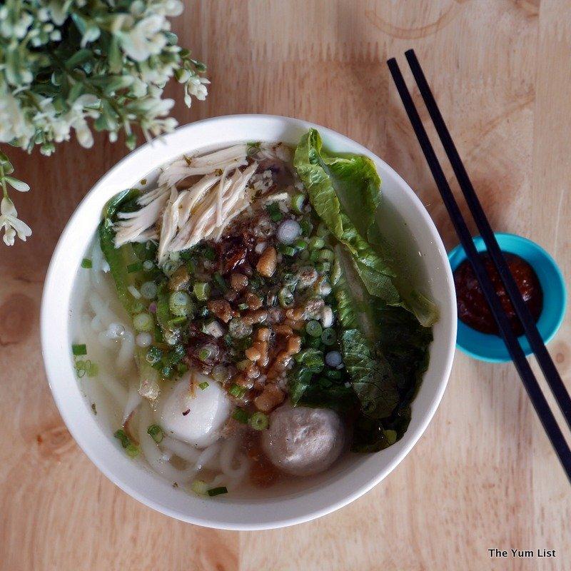 Mian, Noodle House, Sunway Mas