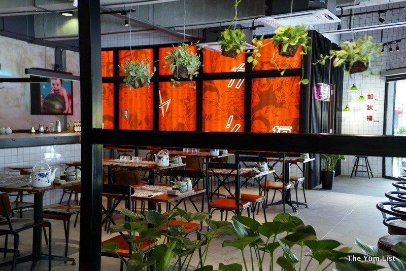 Ru di fook noodle bar kota damansara s hottest dining for Food bar kota damansara