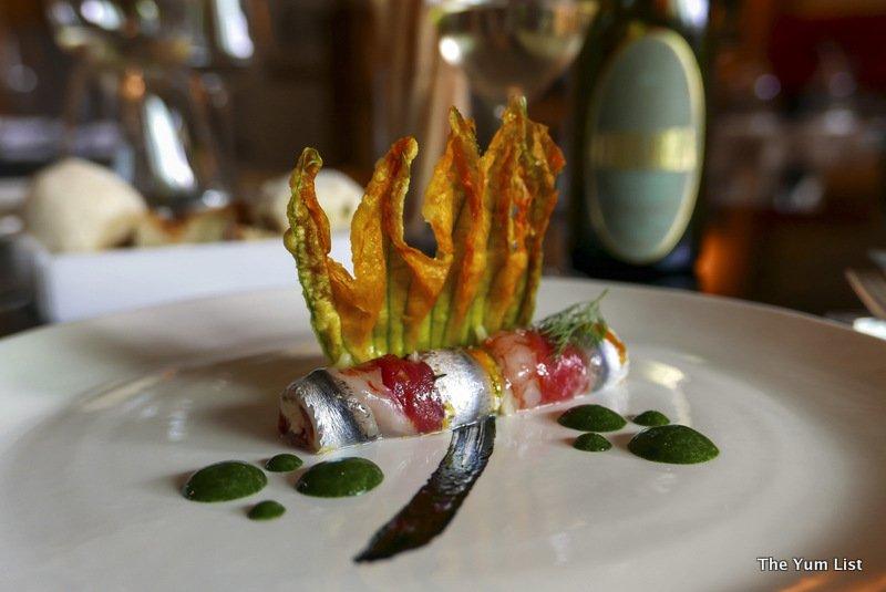 La Credenza Food London : Ristorante la credenza michelin stars turin italy the yum list