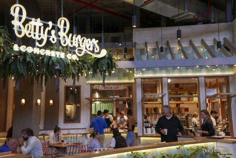 The Kitchens, Robina Town Centre
