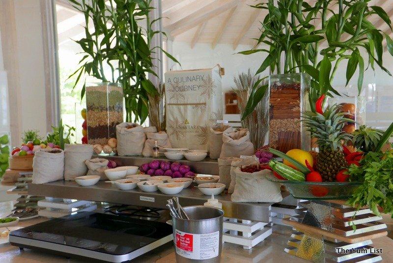 Cooking class Maldives
