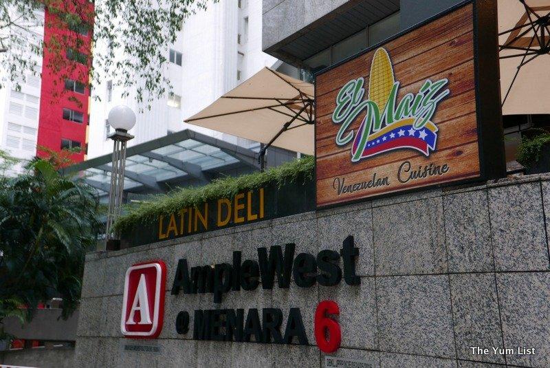 El Maiz, Venezuelan Restaurant KL