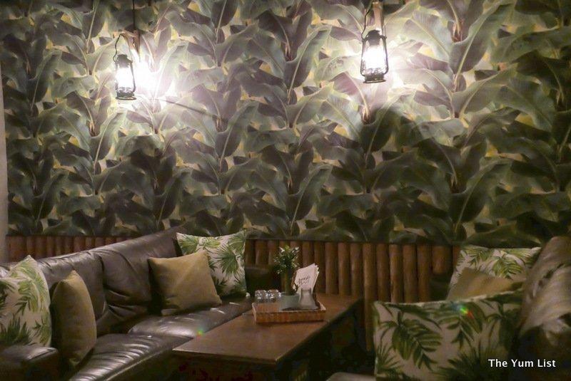 Jungle Bird, Rum Bar, Plaza Damansara