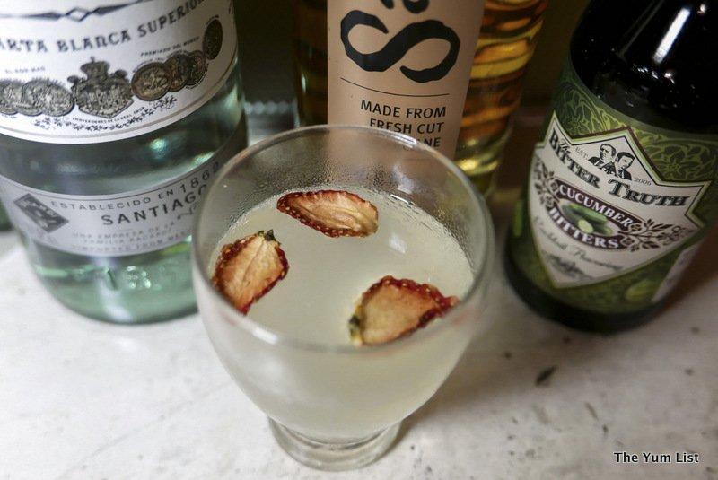 Omakase + Appreciate, cocktail bar KL