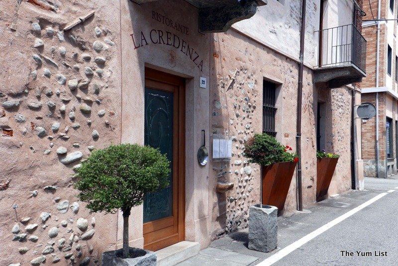 La Credenza Italy : Ristorante la credenza michelin stars turin italy the yum list