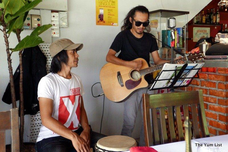 Live entertainment Bangsar