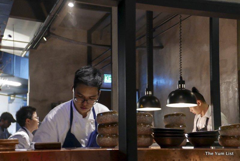 Noma Chef in KL, Flint Ampang