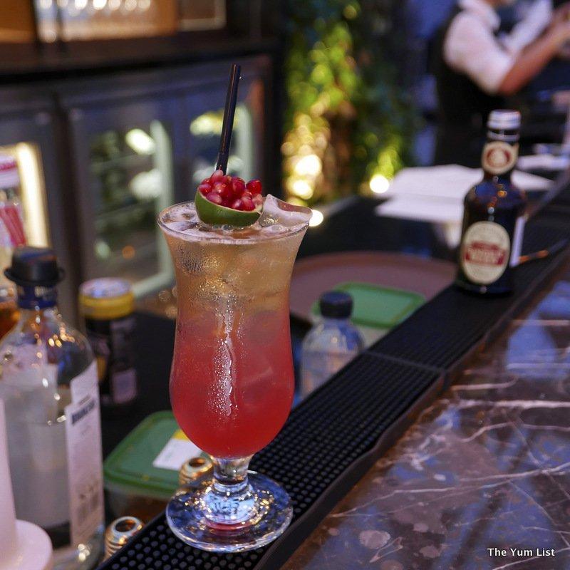 Mantao Bar, Rooftop Hotel Stripes